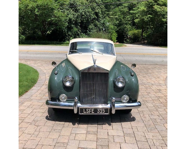 1958 Rolls-Royce Silver Cloud Series 1