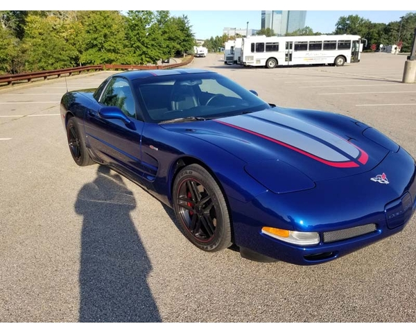 2004 Corvette Z06 Commemorative Edition