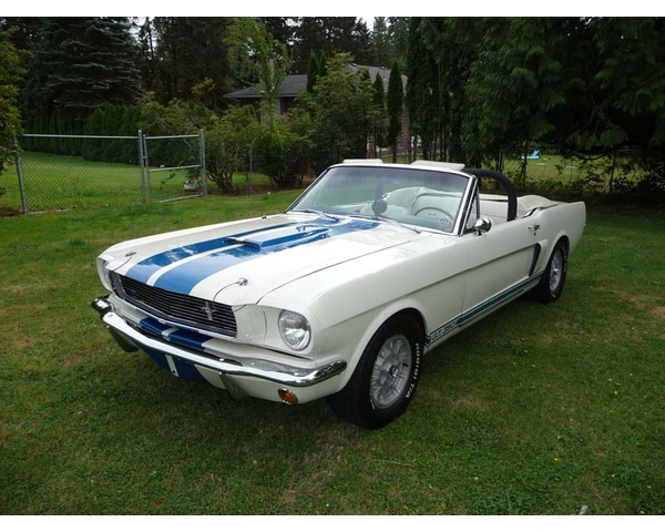 1966 Shelby GT 350 Convertible