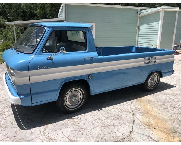 1961 Chevy Corvair Rampside FC 95