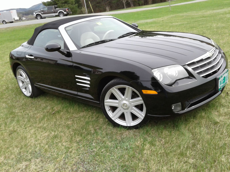 2006 Chrysler Crossfire Limited Roadster