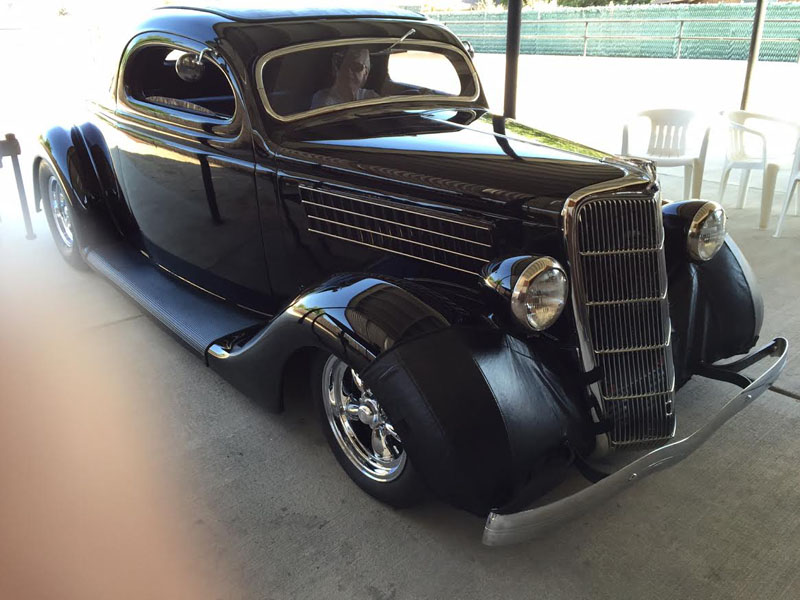 1935 Ford 3 Window Coupe | Cars On Line.com | Classic Cars For Sale
