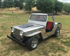 1946 Willys Jeep | Cars On Line.com | Clic Cars For Sale