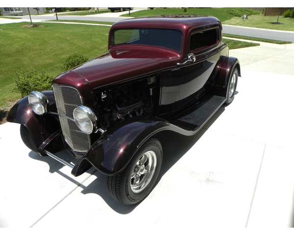 1932 Ford Lil Deuce Coupe
