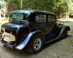 1934 Chevy Master Town Sedan | Cars On Line com | Classic Cars For Sale