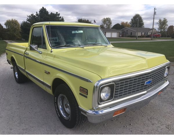 1971 Chevy Super Cheyenne