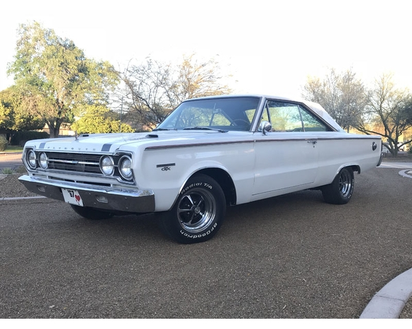 1967 Plymouth GTX Re-Creation