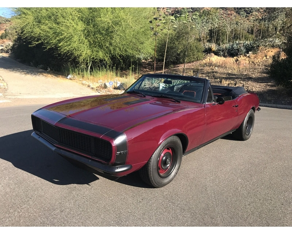 1967 Camaro Deluxe RS/SS Convertible