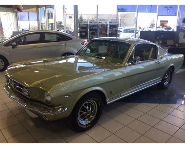 1965 Mustang Fastback GT Tribute