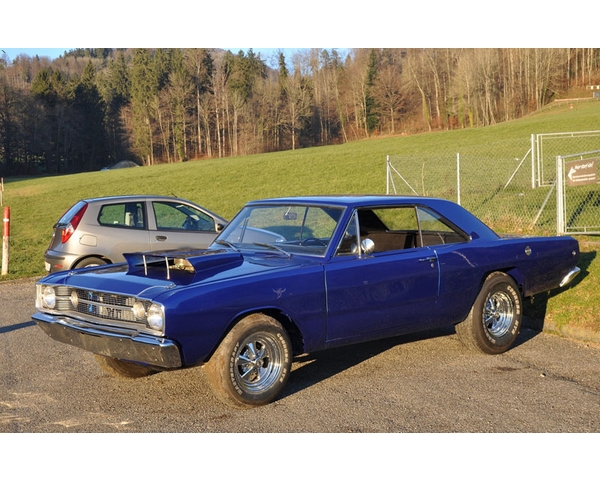 1968 Dodge Hemi Dart Super Stock