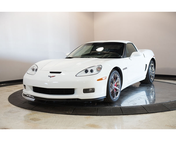 2012 Corvette Grand Sport Coupe