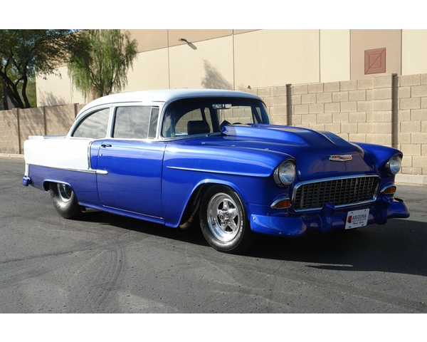 1955 Chevy Bel Air Pro-Street