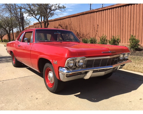 1965 Chevy Biscayne