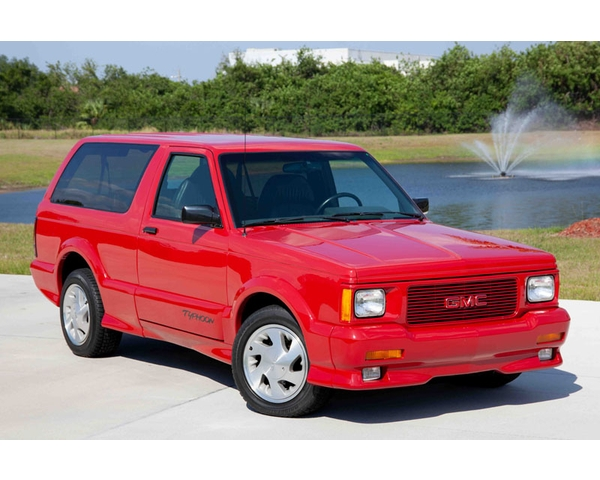 1993 GMC Typhoon AWD