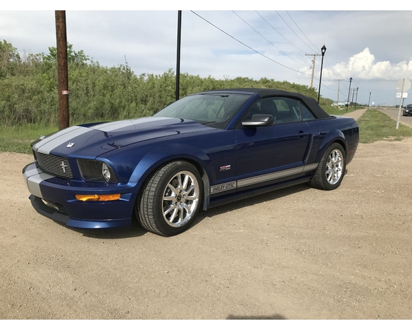 2008 Shelby GT/SC Convertible