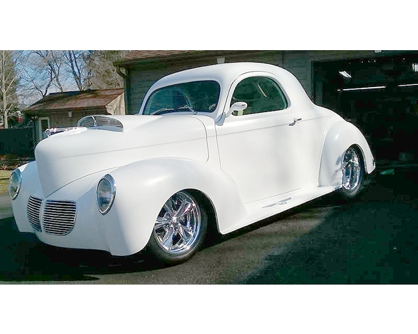 1940 Willys Pro Street Coupe