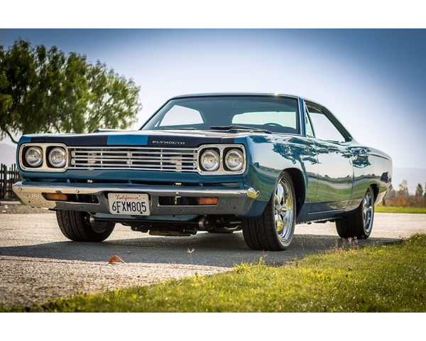 1968 Plymouth Road Runner Pro Touring