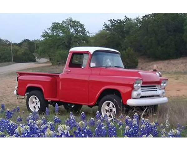 1959 Chevy 3100 Apache Pickup