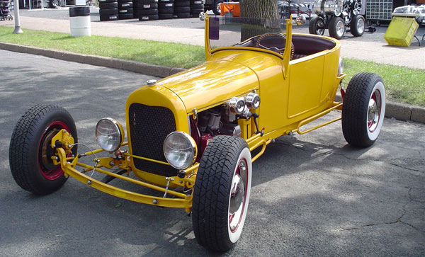 1927 Ford Lakester