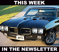 Cars On Line Newsletter