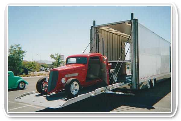 Shipping Car On Truck Insurance Bonded