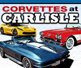 2013 Corvettes at Carlisle