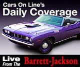 2013 Barrett-Jackson Auction: Scottsdale
