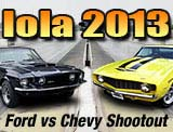 2013 Iola Car Show and Swap Meet