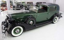 1936 Packard Twelve Cabriolet