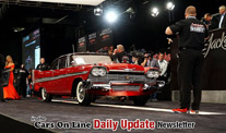 2015 Barrett-Jackson Auction