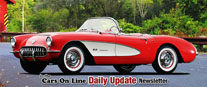 1957 Corvette Fuelie Convertible