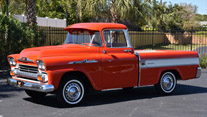1958 Chevrolet 31 Cameo Carrier