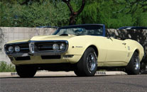 First Generation Pontiac Firebirds