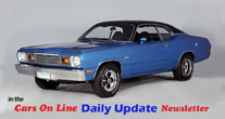 Mr. Norm's 1973 Plymouth Duster