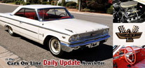 1963 1/2 Ford Galaxie 500 R Code
