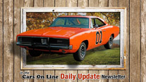 Real 1969 General Lee Dodge Charger
