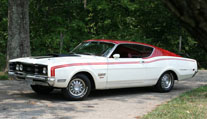 1969 Cale Yarborough Edition Mercury Cyclone Spoiler