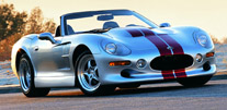 1999 Shelby Series 1 Super Car
