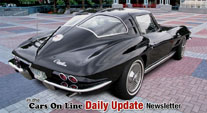 1963 Corvette Fuelie Split Window