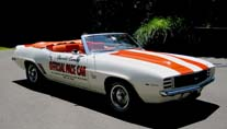 1969 Camaro Z11 Indy Pace Car