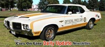 1972 Hurst Oldsmobile Pace Car
