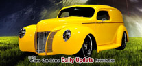 Alien 40 - 1940 Ford Sedan Delivery