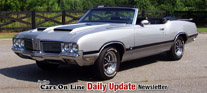 1970 Oldsmobile Cutlass SX Convertible