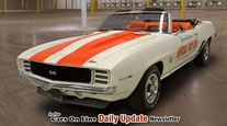 1969 Camaro RS/SS Z11 Indy Pace Car