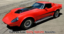 1973 MOTION Corvette Manta Ray GT