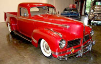 1942 Hudson Big Boy Cab
