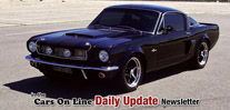 1965 Mustang 'Testbed Terror'