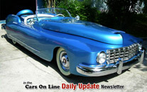 1948 Templeton Saturn Roadster