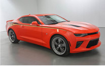 2016 Nickey Super Camaro