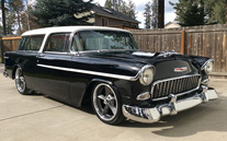 Classic Chevy Nomad Wagons